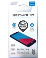 New BodyGuardz Pure Tempered Glass Screen Protector For LG G4