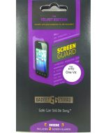 Gadget Guard Velvet edition Screen Guard Screen Protector 2-Pack For HTC One VX