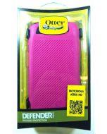 OtterBox Defender Series Case for Motorola Atrix HD - Pink