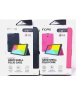 New in Box Incipio Lexington Hard Shell Folio Case for LG G Pad 7.0 LTE