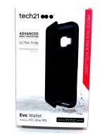Tech21 Evo Wallet Ultra Slim Case For HTC One M9