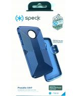 Speck Presidio Grip Slim Protection Case for Motorola Moto Z2 Force -Blue