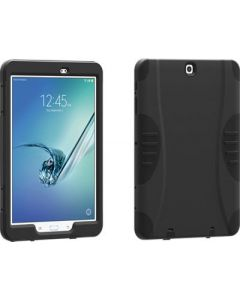 "Verizon Rugged New Protective Case For Samsung Galaxy Tab S2"" Inch - Black"