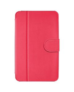 Verizon Tablet Case New Authentic Folio Protection Cover Ellipsis 8 - Red