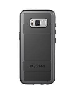 Pelican Protector Series Rugged Protection Case For Samsung Galaxy S8 Plus - Black