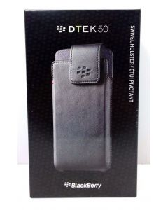 BlackBerry Leather With Holster Clip Case For BlackBerry DTEK50 - Lot of 10