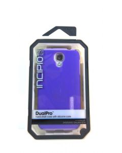 Incipio DualPro Dual Layer Case for Samsung Galaxy S4 Purple/Lilac