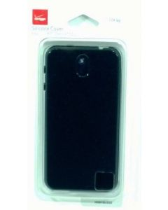 Verizon Silicone New Authentic Rubber Protection Case For HTC Desire 612 - Black