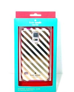 New Kate Spade New York Flexible Hardshell - for Samsung Galaxy S5 - Lot Of 10