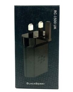 BlackBerry RC-1500 UK Qualcomm Quick Charge 2.0 Rapid Travel Charger