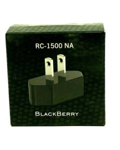 BlackBerry-RC-1500 NA Power Connector Adapter Travel-Charge