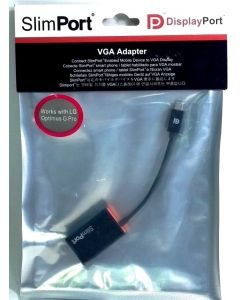 SlimPort to VGA Adapter for Display Port Micro USB