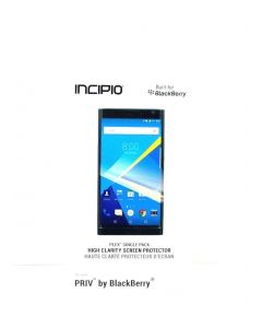 Incipio Plex High Clarity Screen Protector For BlackBerry Priv