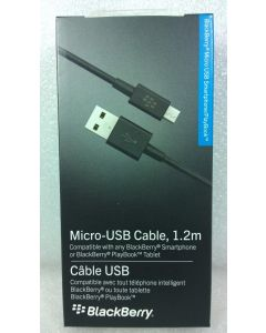BlackBerry Micro-USB Cable 1.2m for BlackBerry SmartPhone/PlayBook
