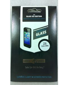 Gadget Guard Black Ice Tempered Glass Screen Protector for HTC One (M8) - Clear
