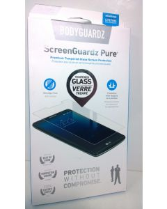 BodyGuardz Pure Tempered Glass Screen Protector for LG G Vista 2