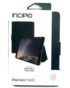 Incipio Lexington Kickstand Folio Case for Apple iPad Mini 2 / 3 - Black