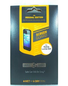 Gadget Guard The Original Screen Guard Screen Protector for Nokia Lumia 920