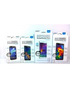 BodyGuardz ScreenGuardz Pure Premium Tempered Glass Screen Protector