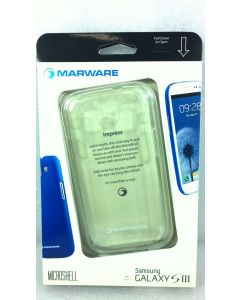 Marware MicroShell Case for Samsung Galaxy S3 - Clear