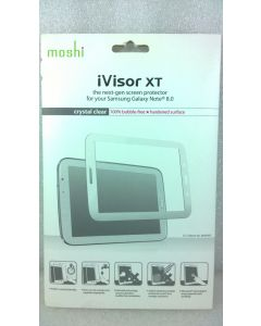 Moshi iVisor XT Reusable Washable Screen Protector for Samsung Galaxy Note 8 Tab