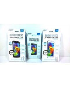 BodyGuardz ScreenGuardz Pure Premium Glass Screen Protector W/Express Align -GS5