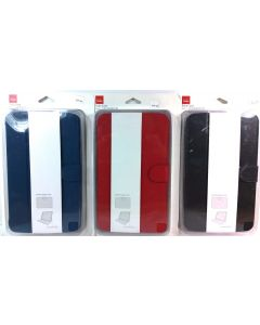 New Verizon Folio Case W/Verizon 3-Pack Screen Protector for LG G Pad 8.3 LTE