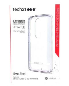 Tech21 Evo Shell Ultra Thin Case1 for Motorola Droid Turbo 2 - Lot Of 10