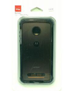 Verizon Bumper Two Tone Protection For Motorola Moto Z2 Play