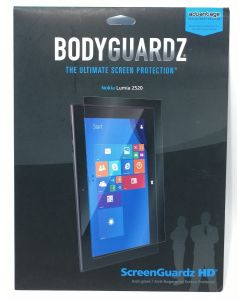 BodyGuardz Ultimate Screen Protector-Anti-Glare For Nokia Lumia 2520