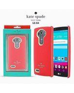 New Kate Spade New York Wrap Hard Case For LG G4