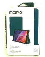 Incipio Lexington Hardshell Folio Leather Case for Asus ZenPad Z8 - Blue