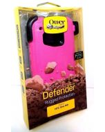 New OtterBox Defender Series Case With Holster for HTC One M9 - Pink