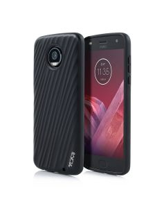 Tumi 19 Degree New Protective Case For Motorola Moto Z2 Force Edition - Black