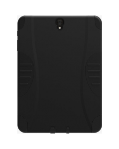 Verizon New Rugged Built-In Screen Cover Protective Case For Samsung Galaxy Tab S3 - Black