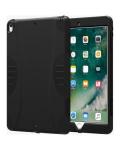 New Verizon Rugged Heavy Duty Case W/Built-In Screen Protector For iPad Pro 10.5""