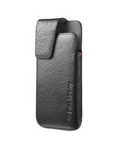 BlackBerry Hand Crafted Leather Swivel Holster for BlackBerry Z10