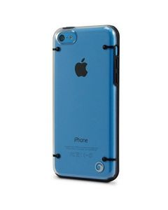 Marware DuoShell Case for Apple iPhone 5c - Black/Clear