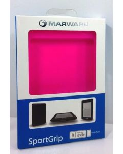 New Marware SportGrip Silicone Skin Case for Kindle Touch - Pink