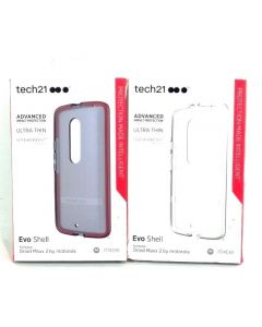 Tech21 New Evo Shell Ultra Thin Protective - for Motorola Droid Maxx 2 - Clear