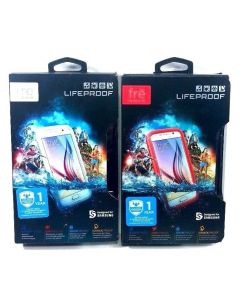 Lifeproof Fre Series Waterproof Case for Samsung Galaxy S6