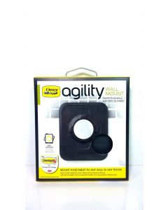OtterBox Agility Wall Mount for For Apple iPad 2/3/4 Gen, Air & Mini - Black