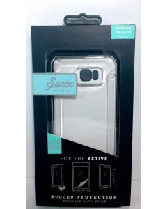 Sonix Active Series Slim Case With Screen Protector for Samsung Galaxy S6 Active