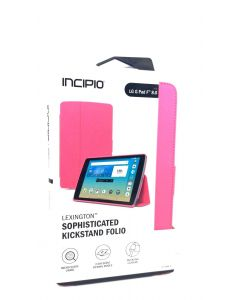 Incipio Lexington Kickstand Folio Case for LG G Pad F 8.0