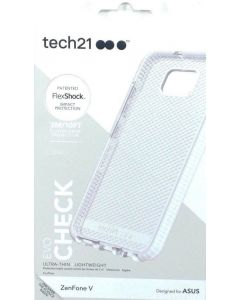 Tech21 Evo Check Shock Absorbing Protection Case for ZenFone V - Clear
