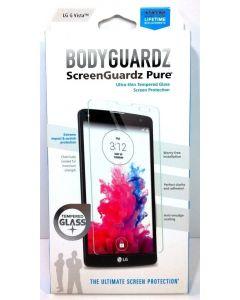 BodyGuardz Pure Tempered Glass Screen Protector for LG G Vista