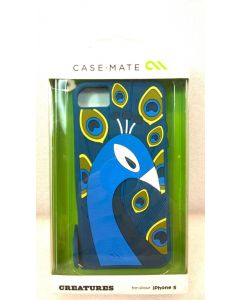 Creature Case by Case-Mate for iPhone SE / 5 / 5s - Peacock