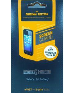 Gadget Guard The Original Screen Guard Screen Protector for HTC Windows Phone 8x