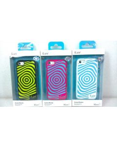 Aurora Illusion Glow-in-the-Dark Case by iLuv for iPhone 5c