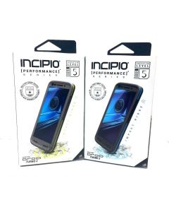 Incipio Impact Protective Case with Clip Holster for Motorola Droid Turbo 2